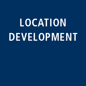 Location development: Sustainable, location comprehensive or -specific planning.