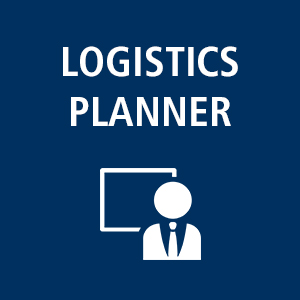 Logistics planner: model your supply concept and identify potential